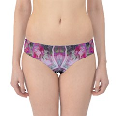 Nature Forces Abstract Hipster Bikini Bottoms by infloence