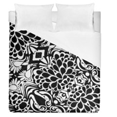 Coloring70swallpaper Duvet Cover Single Side (full/queen Size)