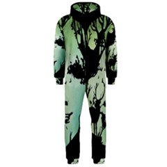 Spirit Of Woods Hooded Jumpsuit (men)
