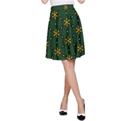 Cute Pretty Elegant Pattern A Line Skirts by creativemom