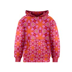 Cute Pretty Elegant Pattern Kid s Pullover Hoodies by creativemom