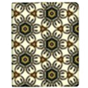 Faux Animal Print Pattern Apple iPad Mini Flip Case View1
