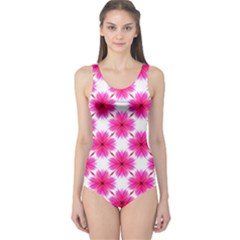 Cute Pretty Elegant Pattern Women s One Piece Swimsuits by creativemom