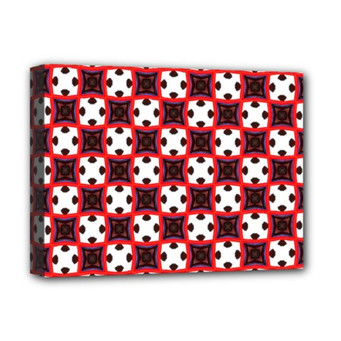 Cute Pretty Elegant Pattern Deluxe Canvas 16  X 12