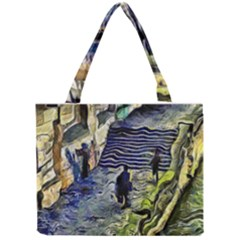 Banks Of The Seine Kpa Tiny Tote Bags