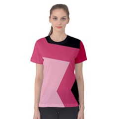 Square Mom Women s Cotton Tees by ULTRACRYSTAL