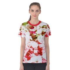 Officially Sexy Candy Collection Red Short Sleeve T Shirt by OfficiallySexy
