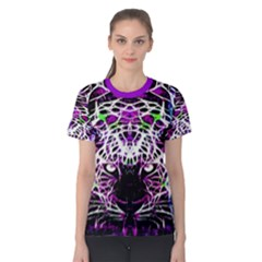 Officially Sexy Panther Collection Purple Short Sleeve T Shirt by OfficiallySexy