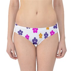 Candy Flowers Hipster Bikini Bottoms by designmenowwstyle