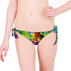 The Neon Garden Bikini Bottoms