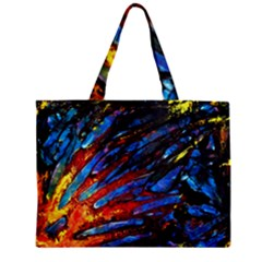 The Looking Glas Zipper Tiny Tote Bags