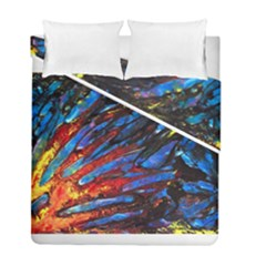 The Looking Glas Duvet Cover (twin Size)