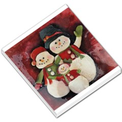 Snowman Family No. 2 Small Memo Pads