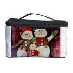 Snowman Family No. 2 Cosmetic Storage Cases