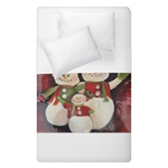 Snowman Family No. 2 Duvet Cover (Single Size)