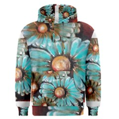 Fall Flowers No  2 Men s Pullover Hoodies