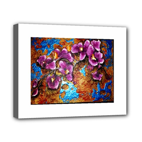 Fall Flowers No  5 Canvas 10  X 8  by timelessartoncanvas