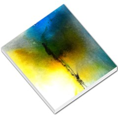 Watercolor Abstract Small Memo Pads by timelessartoncanvas