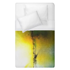 Watercolor Abstract Duvet Cover Single Side (Single Size)