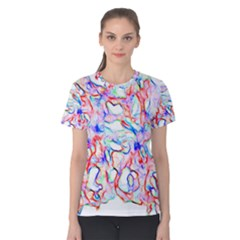 Soul Colour Light Women s Cotton Tees by InsanityExpressed