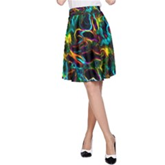 Soul Colour A-line Skirts by InsanityExpressed