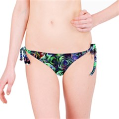 Colour Play Flowers Bikini Bottoms by InsanityExpressed