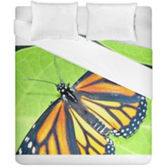 Butterfly 2 Duvet Cover (double Size) by timelessartoncanvas