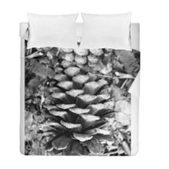 Pinecone Spiral Duvet Cover (twin Size)
