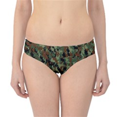 Bunnyflage Hipster Bikini Bottoms by TwoPinesFarm