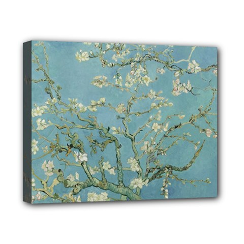 Almond Blossom Tree Canvas 10  X 8  by ArtMuseum
