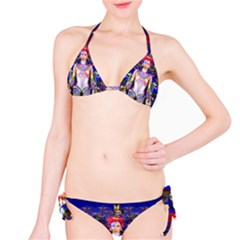Robot Butterfly Bikini Set by icarusismartdesigns