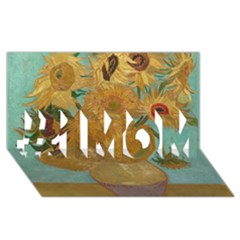 Vincent Willem Van Gogh, Dutch   Sunflowers   Google Art Project #1 Mom 3d Greeting Cards (8x4)  by ArtMuseum