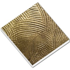 Brushed Gold 050549 Small Memo Pads by AlteredStates