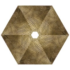 Brushed Gold 050549 Mini Folding Umbrellas by AlteredStates