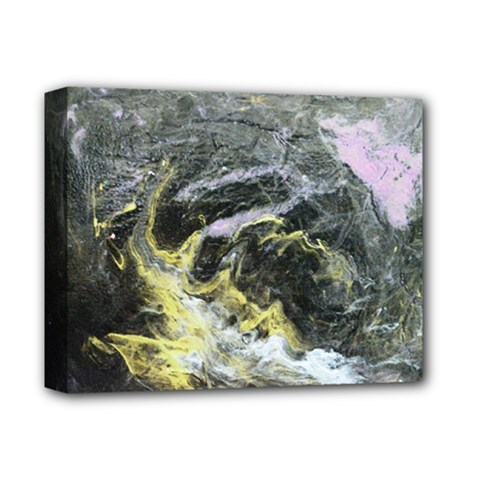 Black Ice Deluxe Canvas 14  X 11  by timelessartoncanvas