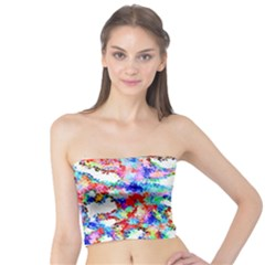 Soul Colour Light Women s Tube Tops by InsanityExpressed