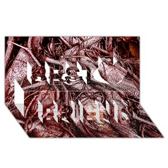 The Bleeding Tree Best Friends 3d Greeting Card (8x4)  by InsanityExpressed