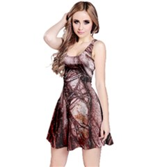 The Bleeding Tree Reversible Sleeveless Dresses