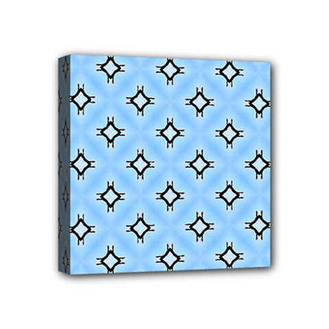 Cute Pretty Elegant Pattern Mini Canvas 4  X 4