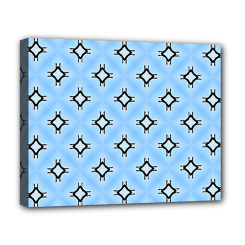Cute Pretty Elegant Pattern Deluxe Canvas 20  X 16