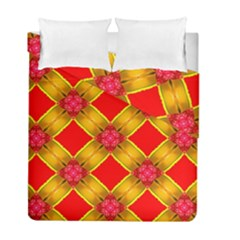 Cute Pretty Elegant Pattern Duvet Cover (Twin Size)