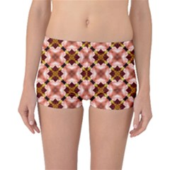 Cute Pretty Elegant Pattern Boyleg Bikini Bottoms by creativemom