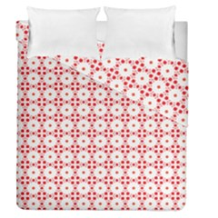 Cute Pretty Elegant Pattern Duvet Cover (full/queen Size) by creativemom