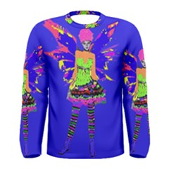 Fairy Punk Men s Long Sleeve T-shirts by icarusismartdesigns