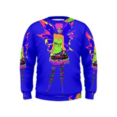 Fairy Punk Boys  Sweatshirts by icarusismartdesigns