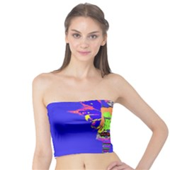 Fairy Punk Women s Tube Tops by icarusismartdesigns