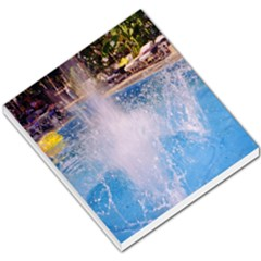 Splash 3 Small Memo Pads by icarusismartdesigns