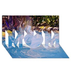 Splash 4 Mom 3d Greeting Card (8x4)  by icarusismartdesigns