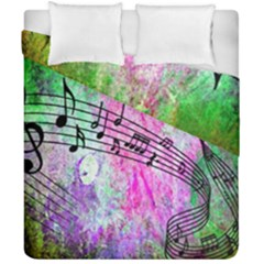 Abstract Music  Duvet Cover (double Size) by ImpressiveMoments