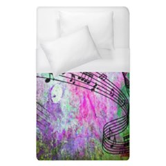 Abstract Music  Duvet Cover Single Side (single Size)